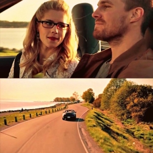 Olicity Sunset